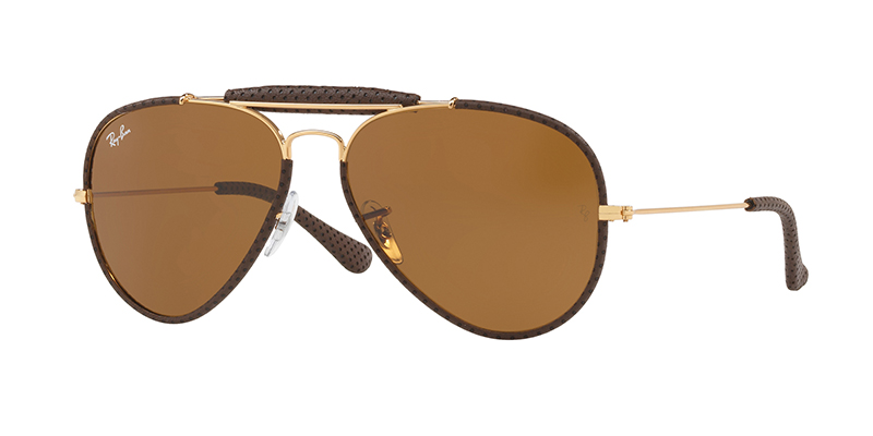 mejor servicio 9513f 3d2d4 Ray Ban Aviator Craft RB 3422Q-9041