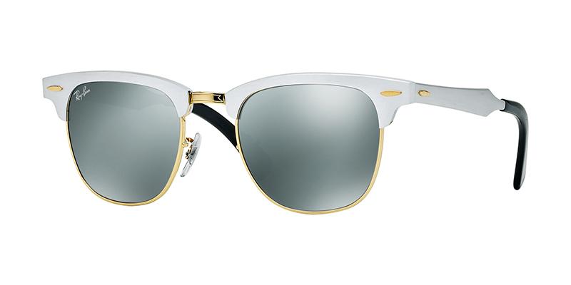 Comprar online gafas Ray Ban Clubmaster Aluminum RB 3507-029 T5 en La  Óptica Online d9072c532d