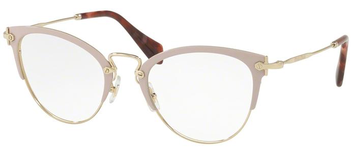0cf7b1f811 Miu Miu MU 50QV-VYJ1O1.¡Sin gastos de envío! Comprar gafas graduadas ...