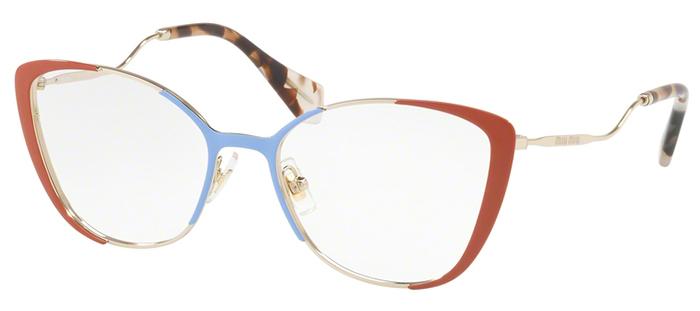 c6a1e022cd Miu Miu MU 51QV-VYF1O1.¡Sin gastos de envío! Comprar gafas graduadas ...