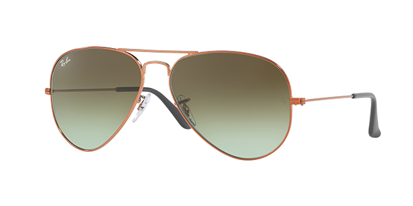 gafas ray ban aviator large metal