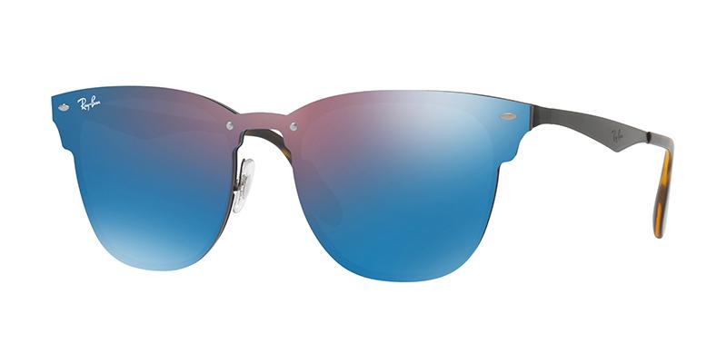 18501d1a55108 Comprar online gafas Ray Ban Blaze Clubmaster RB 3576N-1537V en La Óptica  Online