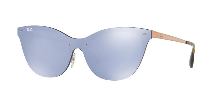 33f555ea97835 Comprar online gafas Ray Ban Blaze Cat Eye RB 3580N-90391U en La Óptica  Online