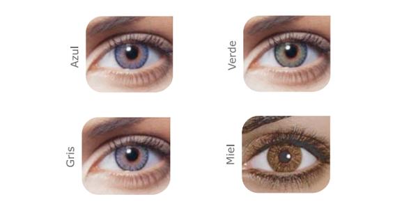 822857865 Vista/imagen 3 del modelo Freshlook One Day (10 Lentillas). Tienda online