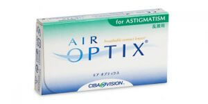 Modelo relacionado y/o destacado: Air Optix for Astigmatism (6 Lentillas) + 2 gratis. La Óptica Online