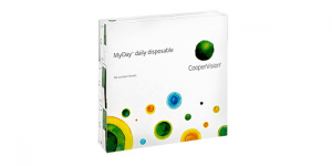 Modelo relacionado y/o destacado: MyDay Daily Disposable (90 Lentillas) + 10 GRATIS. La Óptica Online